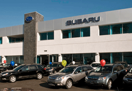subaru of glendale