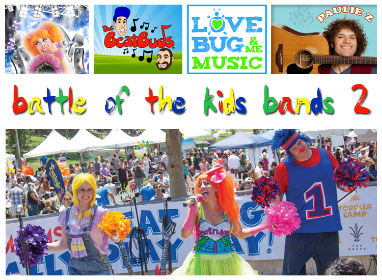 battle of the kids bands 2