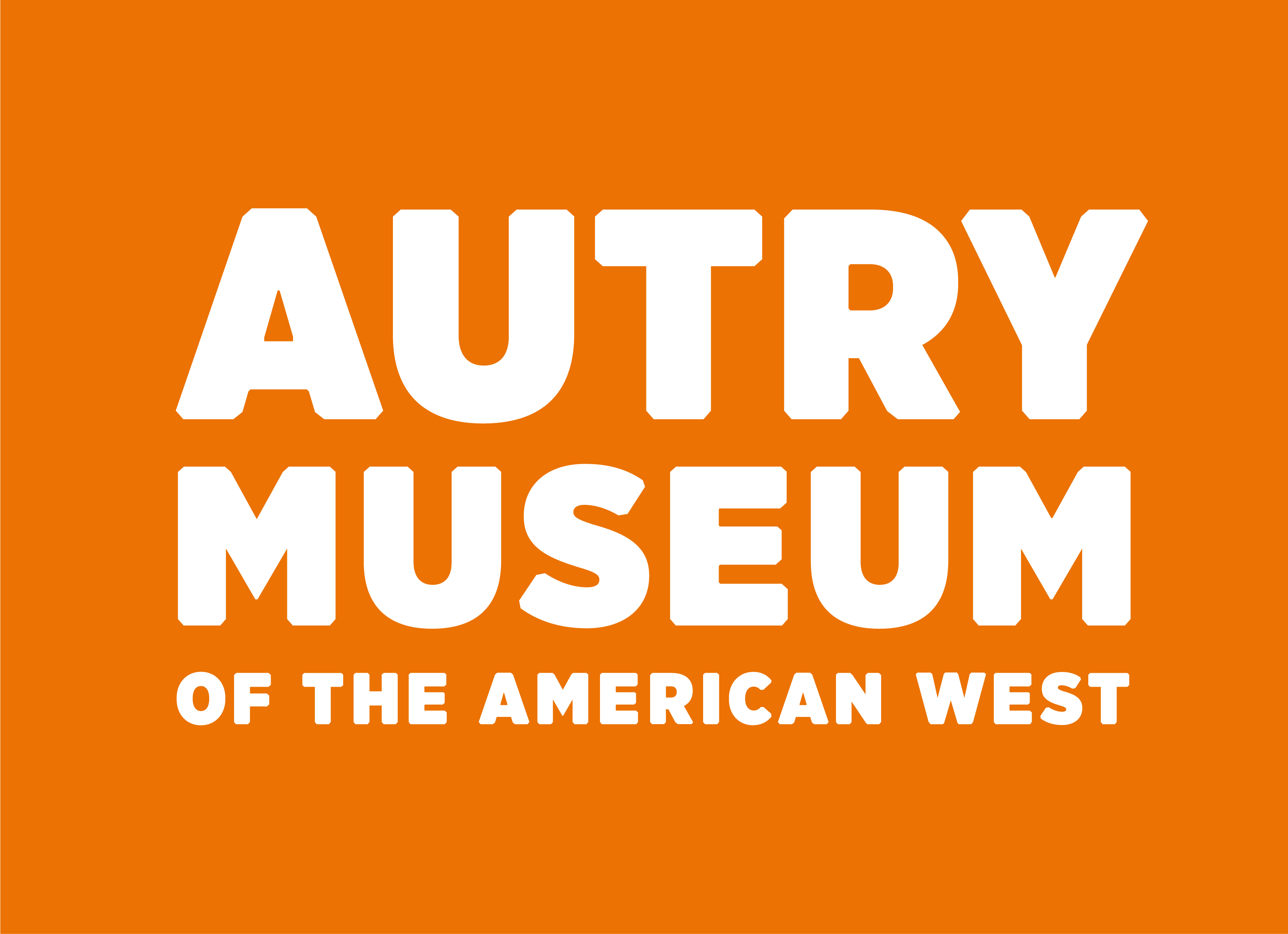 the autry