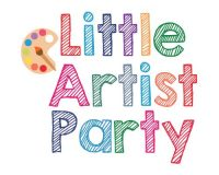 Little Artist Party