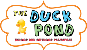 the duck pond logo